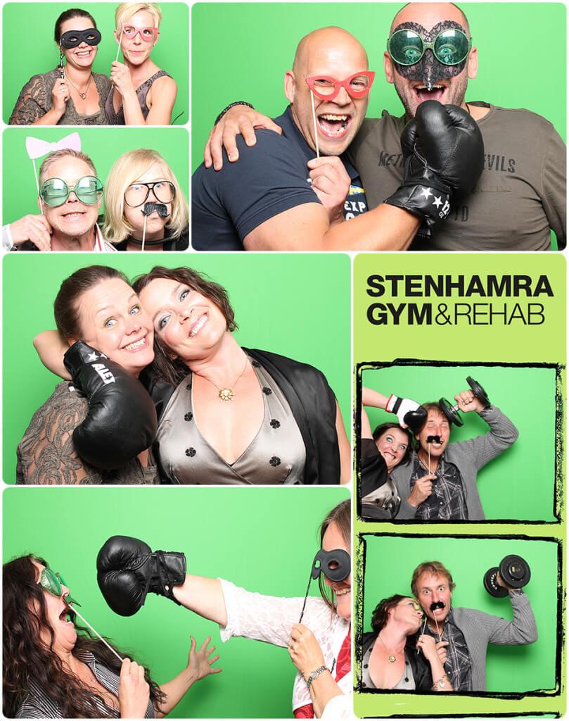 Hyra Photobooth för personalfest
