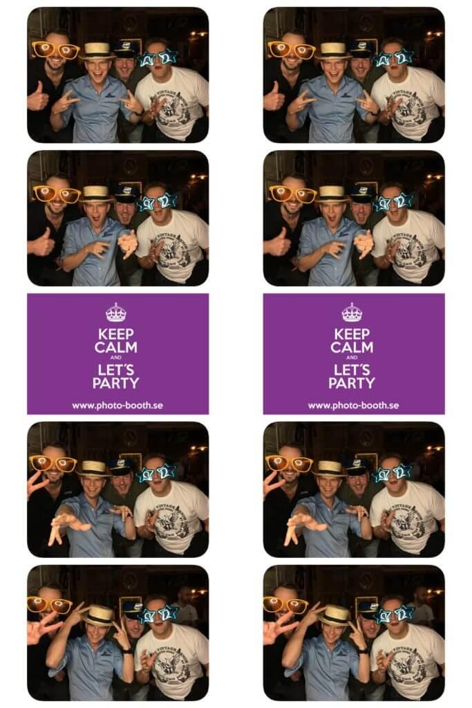Photobooth -Ibooth exempelbilder